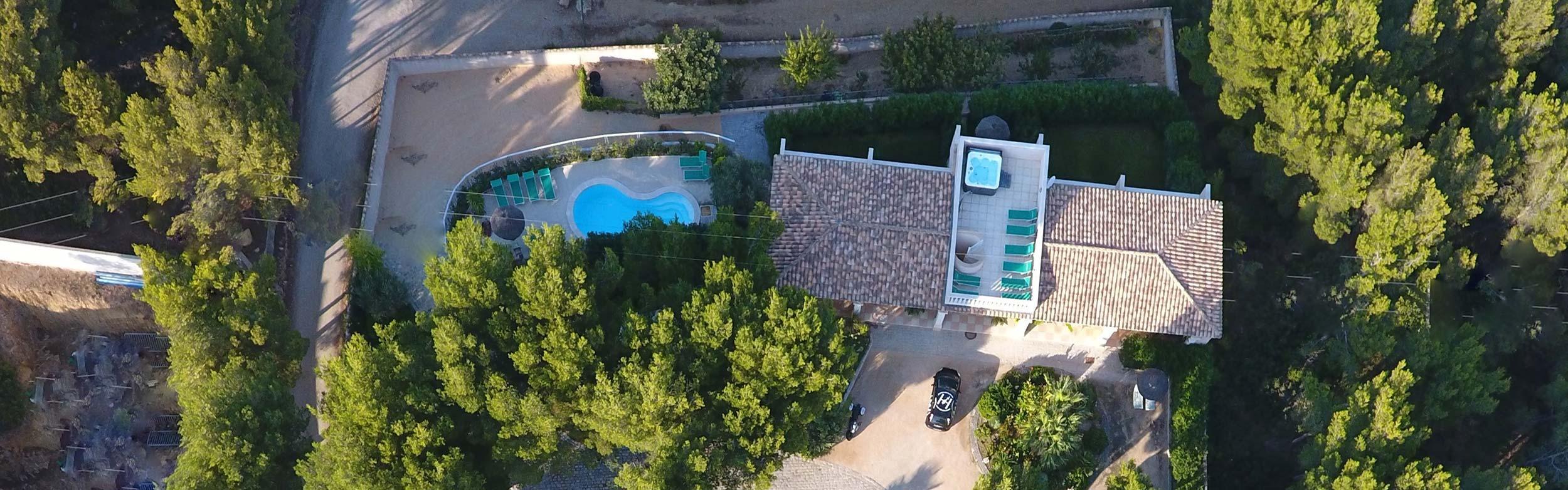 La Palmeraie des Calanques Chambres d h´tes en Provence